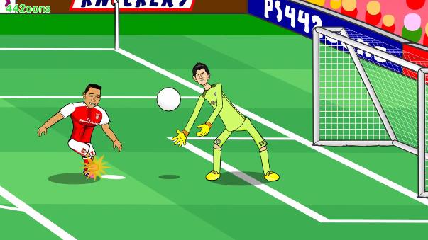 Las burlas no pararon tras el 3-0 del Arsenal sobre Chelsea.
