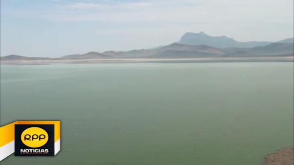 Reservorio Tinajones solo tiene unos 50 millones de m3