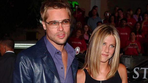 Jennifer Aniston y Brad Pitt tuvieron un encuentro secreto