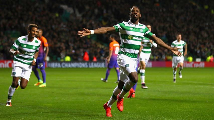 Dembelé lleva cinco goles en los dos últimos partidos que ha jugado con Celtic.