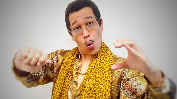 Pico-Taro, el japonés que quiere hacer olvidar el Gangnam Style.