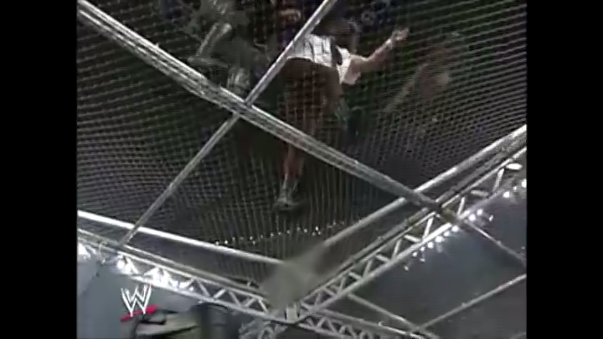 La legendaria pelea entre Mick Foley y The Undertaker.