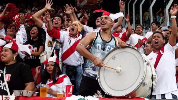 Perú (La FIFA lo sancionó por 55 mil dólares debido a cánticos homofóbicos en los partidos ante Venezuela y Ecuador por Eliminatorias).