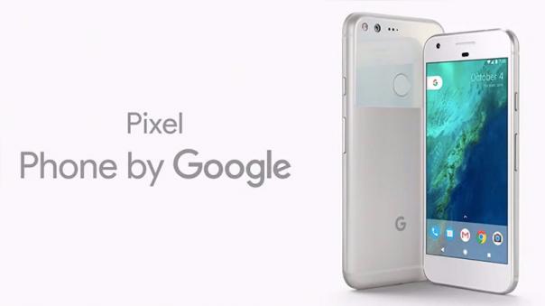 Pixel solo lleva la marca de Google y deja la tradición de usar otras marcas como en el caso de los Nexus.