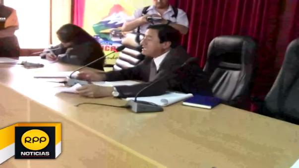 Autoridad elegida señaló que asumirá las funciones a pesar que el Jurado Nacional de Elecciones (JNE) decidirá su situación.