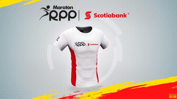 Este es el polo de la Maratón RPP Scotiabank 2016
