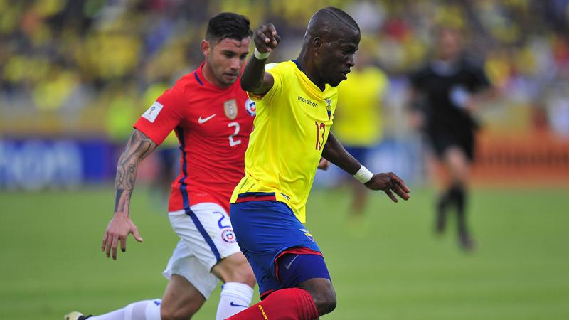 Ecuador logró una victoria después de tres encuentros sin poder sumar.
