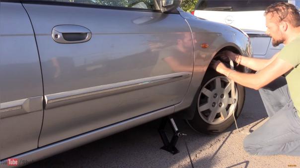 Este truco no funciona con todos los vehículos.