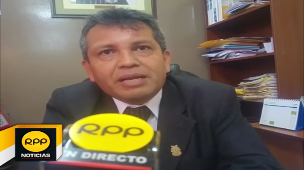Director de UGEL dijo que no respaldarán ninguna conducta irregular de demostrarse su culpabilidad.