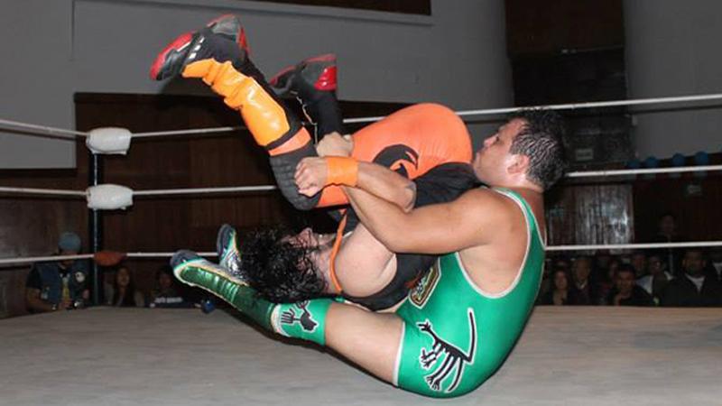 Kaiser fue parte de Pro Wrestling NOAH, una de las empresas de lucha más grande de Japón.