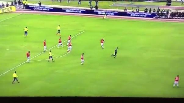 ¿Chile se dio por vencido? Un video de la derrota chilena 3-0 ante Ecuador en Quito desató la furia de los hinchas de la 'Roja'.