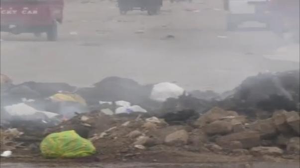 Identifican puntos de acumulación de basura en distrito Leonardo Ortiz.