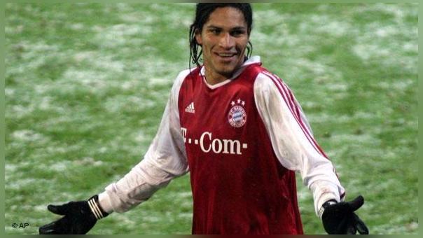 Gol de Paolo Guerrero en Bayern Munich