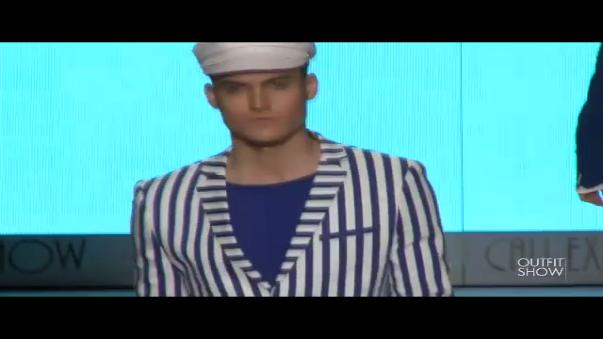 Yirko Sivirich es un referente de ropa masculina en el Perú.