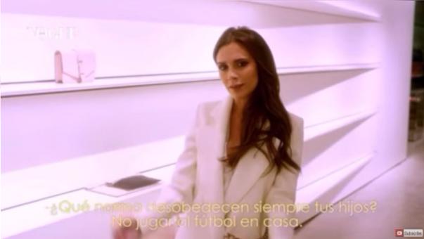 73 preguntas a Victoria Beckham