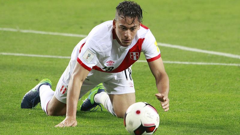 El brasileño Paulo Autuori era el DT de Perú en aquel momento.