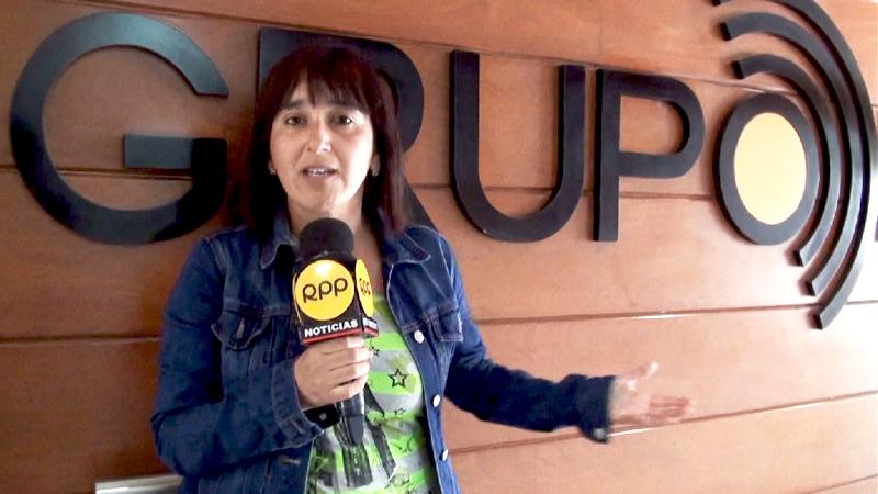 Sonaly Tuesta habla de su regreso a la televisión.
