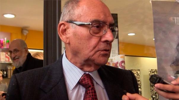 Figari se negó a hablar ante la prensa. Solo respondió su abogado Armando Lengua Balbi.