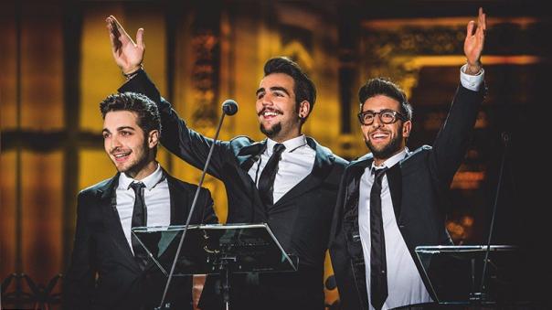 """Il Volo presenta álbum """"Notte mágica"""" con el apoyo de Plácido Domingo"""