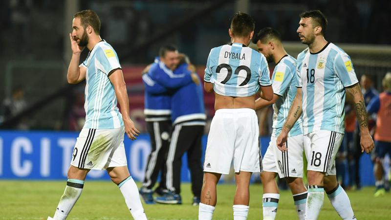 Previo a este encuentro, Argentina igualó 2-2 con Perú en calidad de visita.