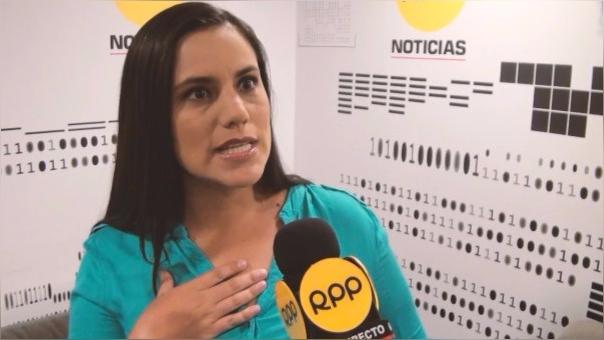 Verónika Mendoza dijo que la mujer debe tener más protagonismo en la vida política sudamericana.