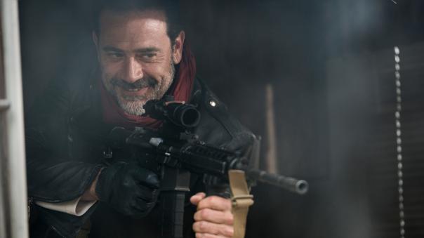 La serie The Walking Dead está basada en la serie de historietas escrita por Robert Kirkman.