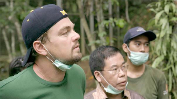 El actor Leonardo DiCaprio es ganador de un premio Óscar, activista por el medio ambiente y Mensajero de la Paz de la ONU.