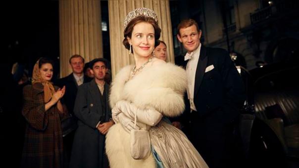 Esta serie muestra el mundo de poder, privilegio y de puertas cerradas en Westminster y el Palacio de Buckingham.