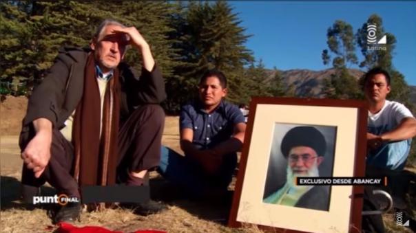 El reportaje a los miembros de Hezbolá en Apurímac.
