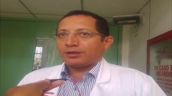 Director de hospital Santa Rosa, Rogger Oquelis, aseguró que a algunos galenos se les adeuda más de dos meses de sueldo.