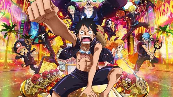 One Piece Gold: mira el traíler del filme de Masayuki Sato