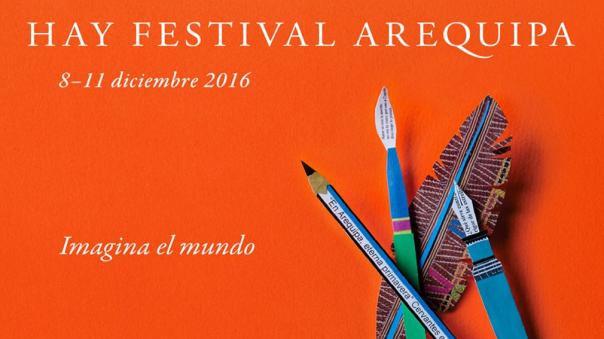 Hay Festival reunirá a un centenar de invitados en Arequipa por segundo año.