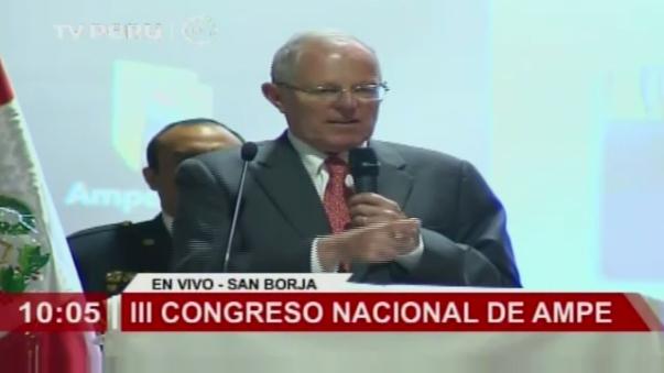 PPK dijo haber sido víctima de un caso de corrupción, al referirse a su ex asesor presidencial Carlos Moreno.