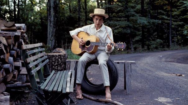 Bob Dylan ya era una leyenda de la música antes de los 30 años.