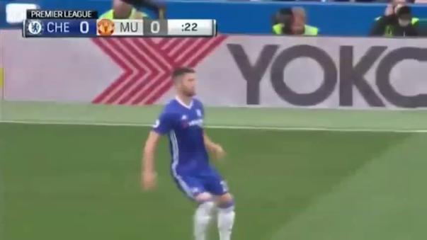 Chelsea fue superior de principio a fin.
