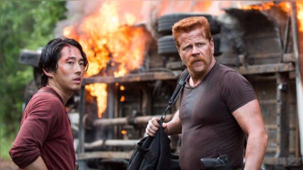 La muerte de Glenn y Abraham remecieron las redes sociales.