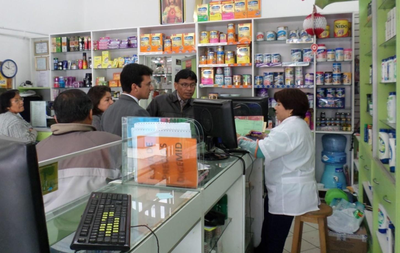 Indecopi anunció que cinco cadenas farmacéuticas concertaron precios.