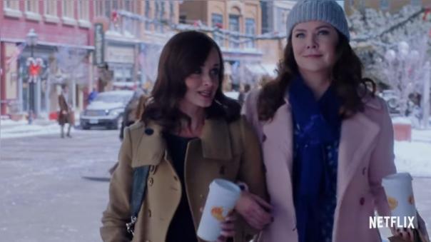 Gilmore Girls: lanzan primer adelanto del reencuentro de sus protagonistas