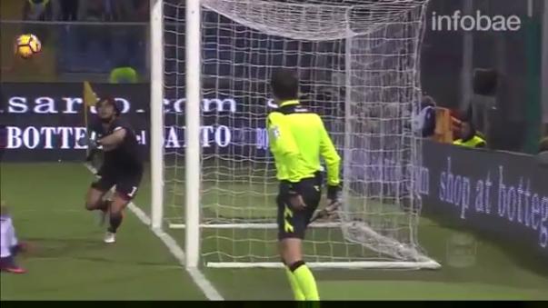 La tecnología se equivocó en el Derbi de Génova entre Sampdoria y Genoa por la Serie A y la polémica se enciende aún más.