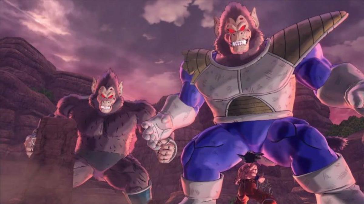 Este es el tráiler de la historia de Dragon Ball XenoVerse 2.