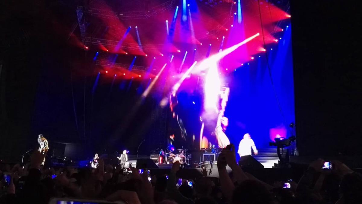 Guns N' Roses en Lima