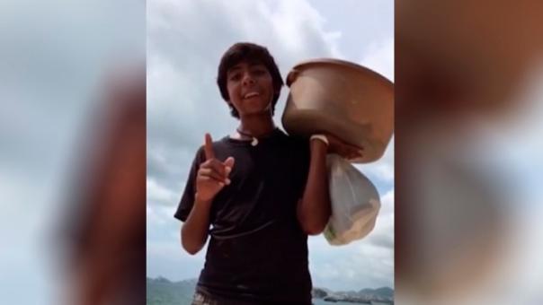 Este es el video por el que un adolescente podría conseguir beca y trabajo.