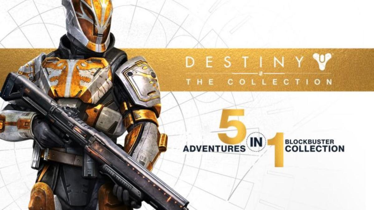 Destiny The Collection incluye todos los DLC y expansiones salidos hasta la fecha.
