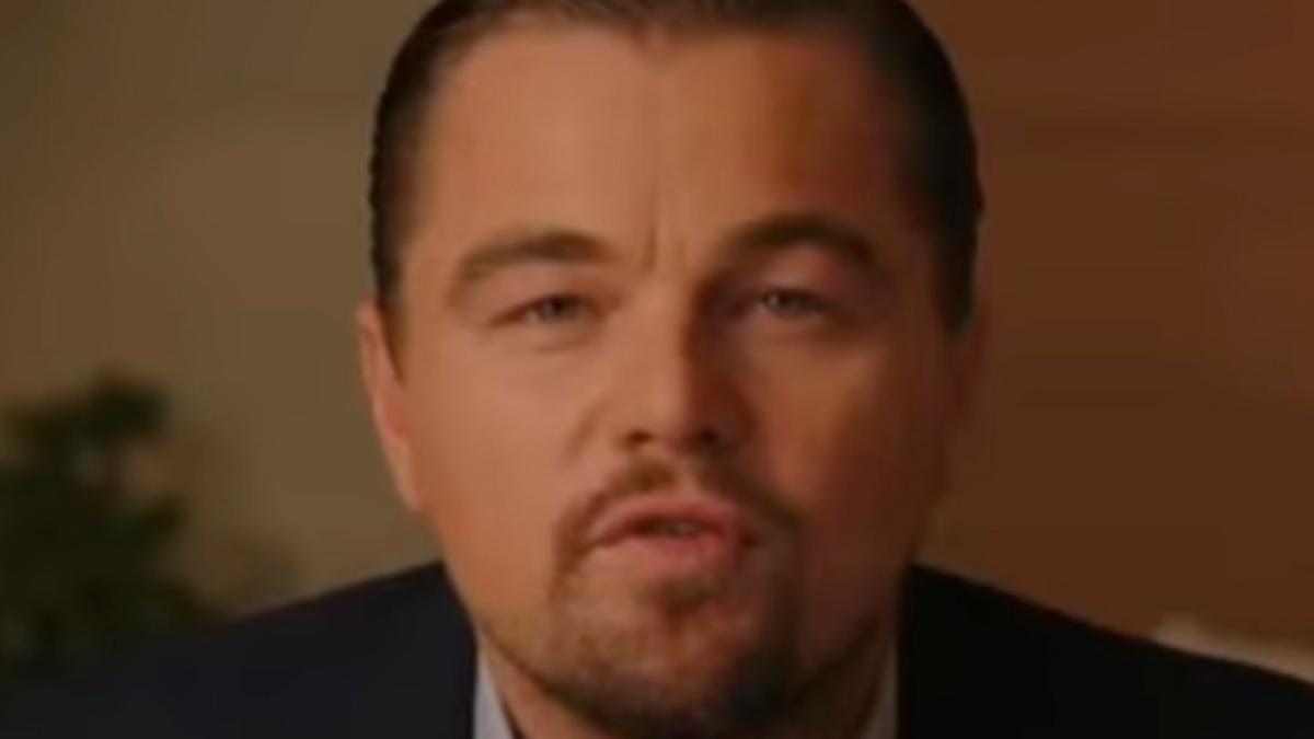Leonardo DiCaprio indicó que el film documental será emitido en 171 países y en 45 idiomas.