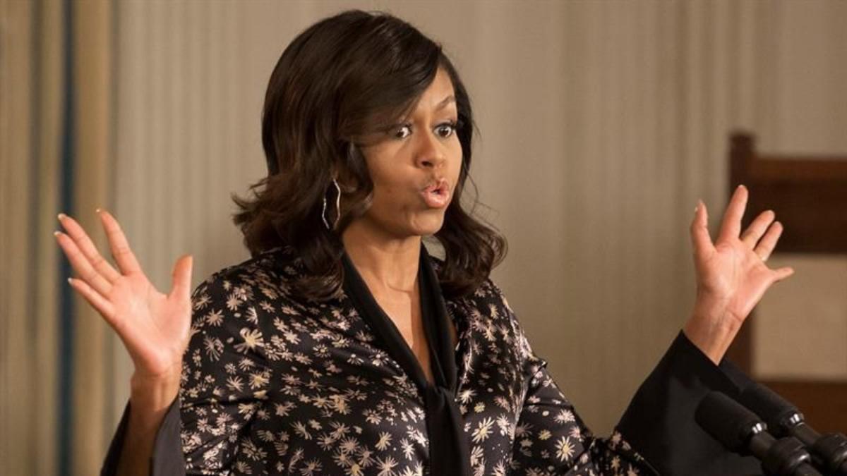 Michelle Obama ha tomado un papel protagonista en la recta final de la campaña electoral este año.