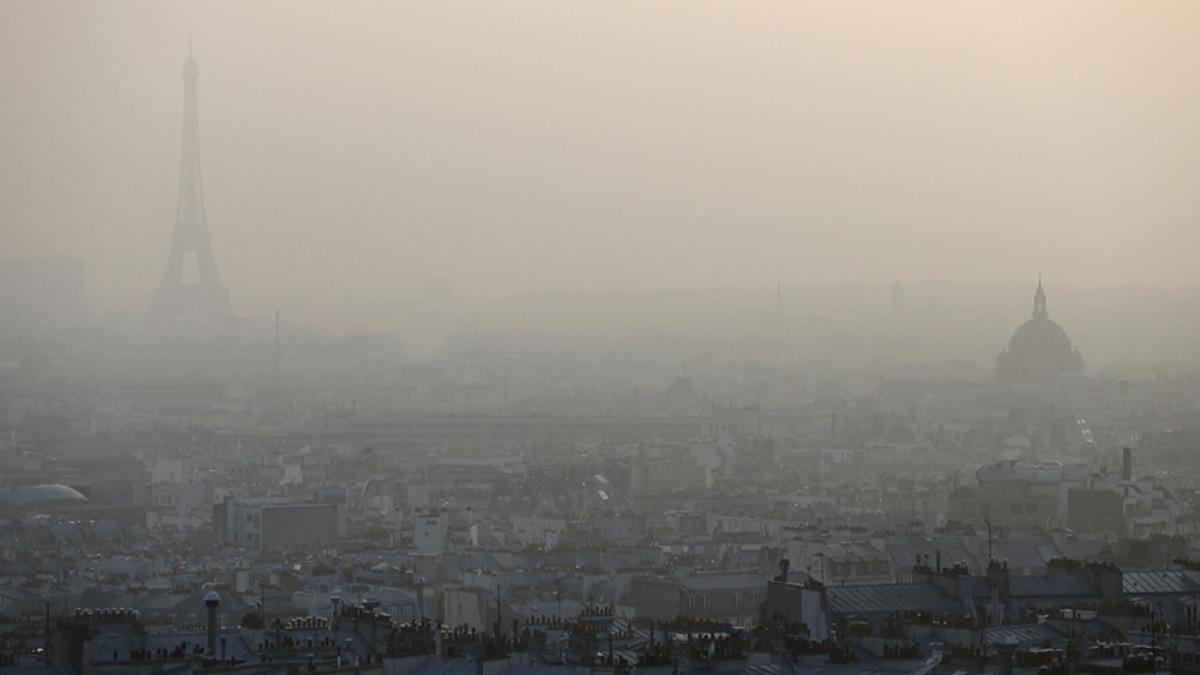 La contaminación del aire es cada vez más extrema en algunos países desarrollados.