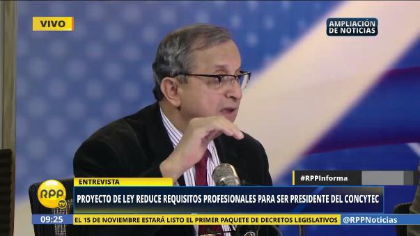Para Mora, el proyecto de ley pertenece solo a un partido político que tiene otros intereses.