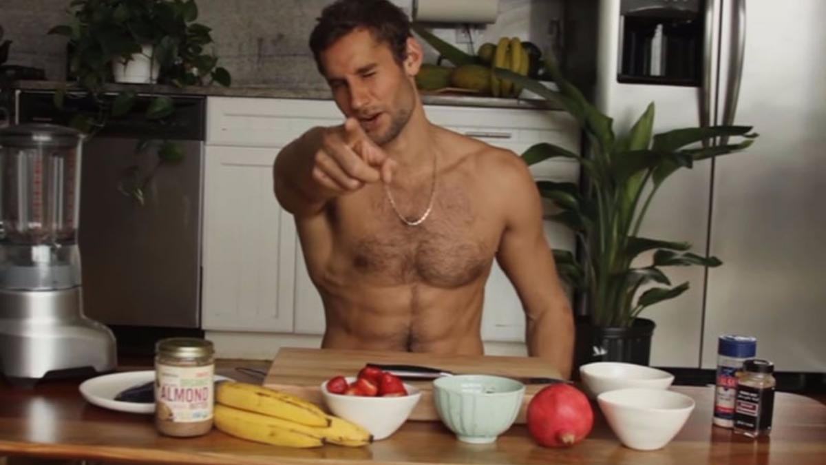 Franco Noriega es un cotizado modelo y chef peruano que radica en Nueva York y es dueño de una cadena de pollerías llamada