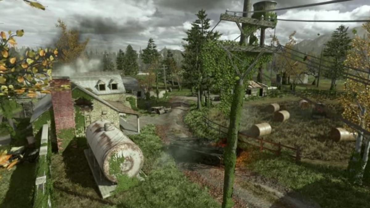 Así se juega el multijugador de Modern Warfare Remastered. Estará activo a partir del 4 de noviembre.