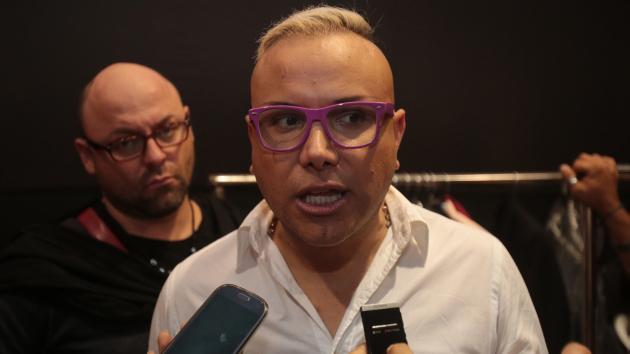 Carlos Cacho se encontraba trabajando en Huánuco cuando se enteró del hecho.